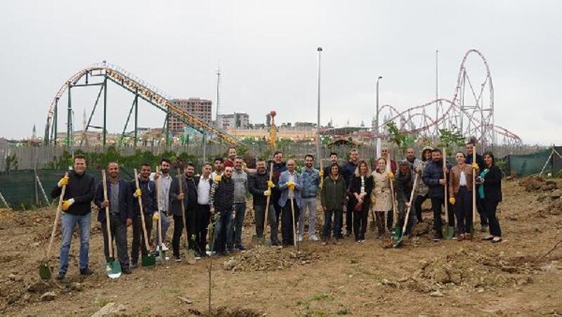 İsfanbul ağaçlandırma projesini hayata geçirdi