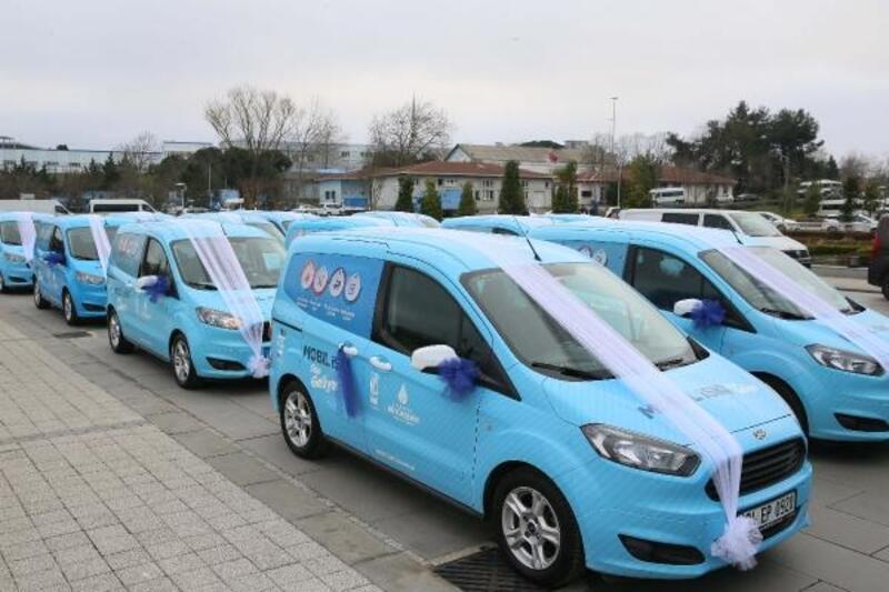 Mobil İSKİ vatandaşlara kolaylık sağlıyor