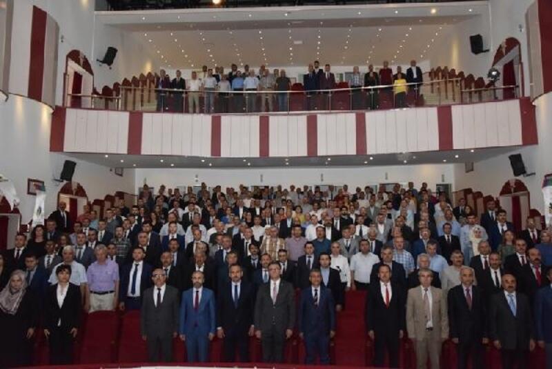 Tokat'ta okullara 'Beyaz Bayrak' ve 'Beslenme Dostu' sertifikası
