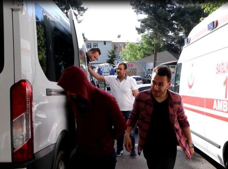 Tekirdağ'daki suç örgütü operasyonunda 4'ü polis 10 kişi tutuklandı