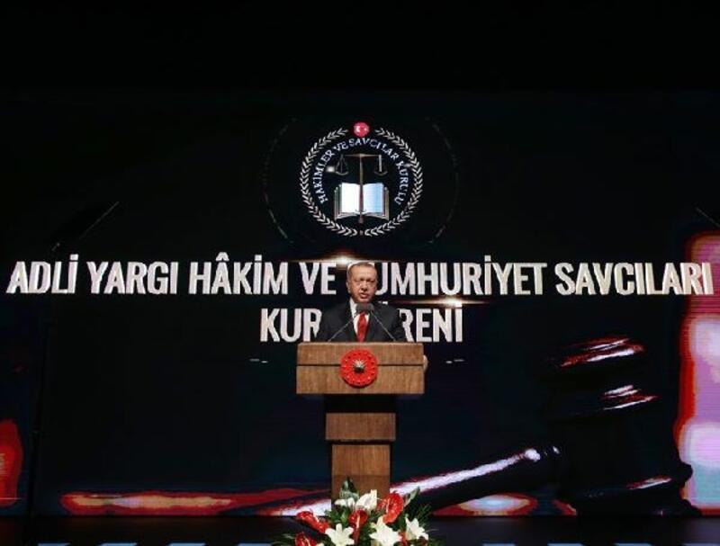 Erdoğan: 'Çete' yaftası vurup, hedef göstererek yapılan eleştirinin adı ahlaksızlıktır
