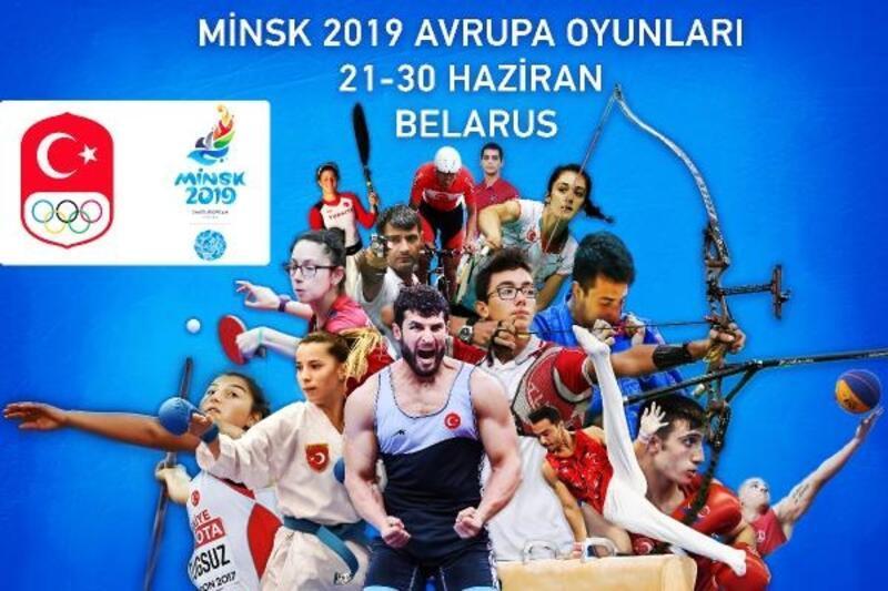 Avrupa Oyunları'nda atletizm şoku