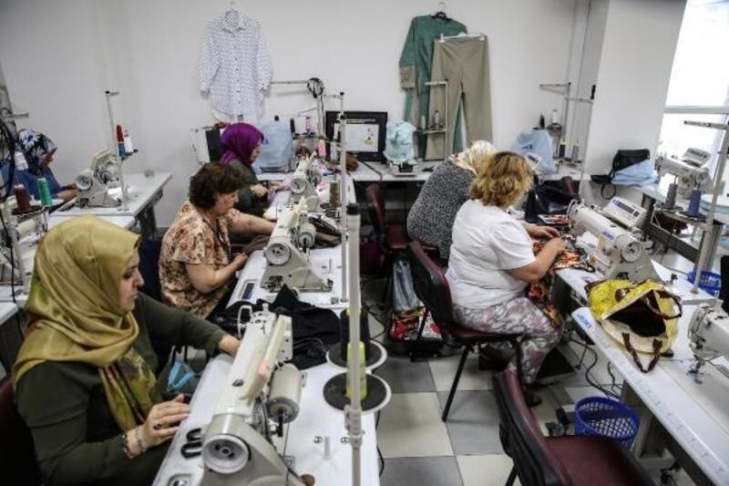 Bucalı kadınlar kendi işinin patronu oluyor