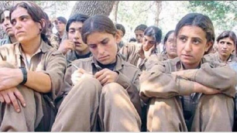 PKK'lı terörist: Çatışmalarda ön saflara kadın ve çocuklar sürülüyor