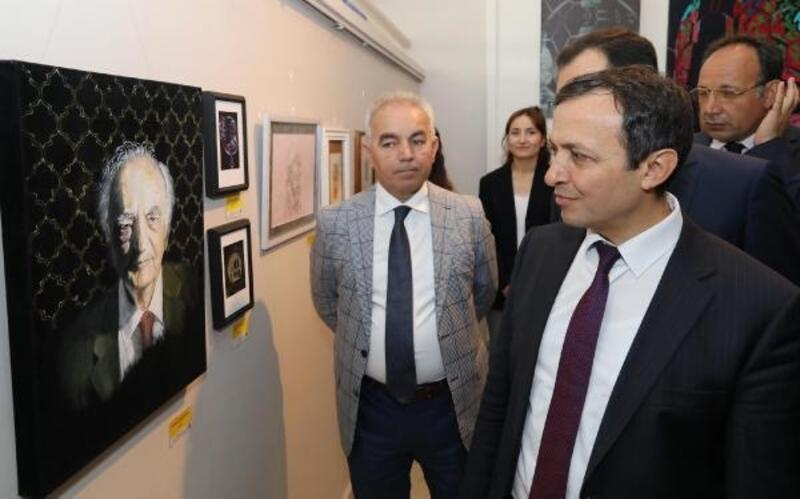 ERÜ'de, Prof. Dr. Fuat Sezgin anısına sergi