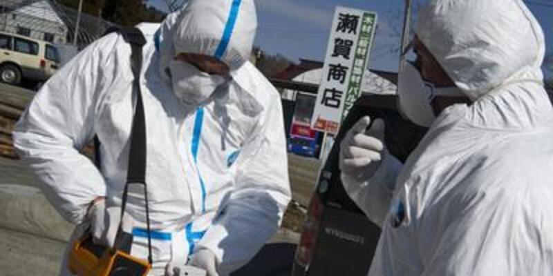 Japonya'da radyasyon hızla yayılıyor