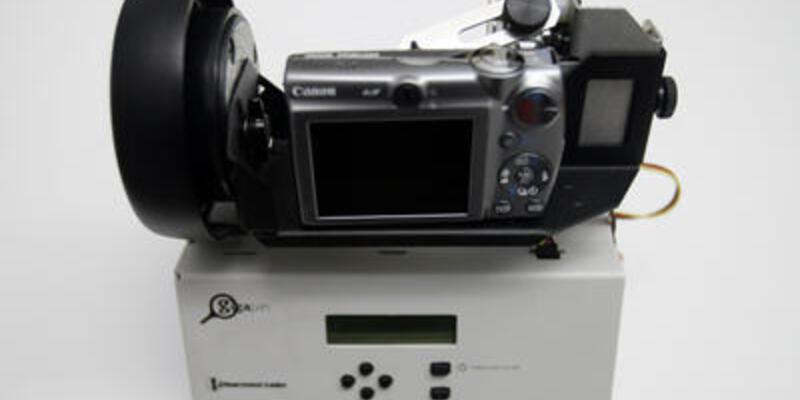 Robot fotoğraf makinesi satışa sunuldu