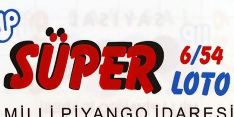 Süper Loto Çekilişi sonuçları (12 Mayıs) kazanan numaralar!