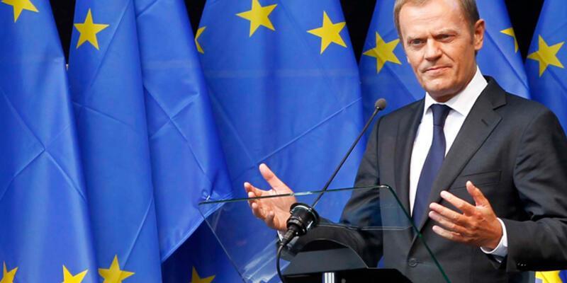 """AB Konseyi Başkanı: """"Referandumun ardından birliğimizi 27 üye olarak korumakta kararlıyız"""""""
