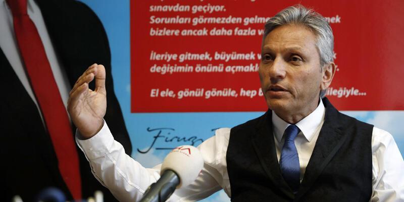 TÜRSAB Başkan adayı Firuz Bağlıkaya: Seçimi ertelemeye çalışıyorlar
