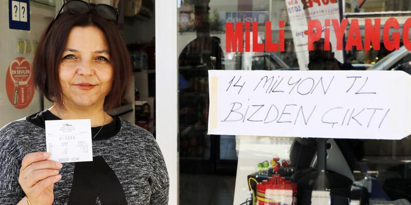 Muratpaşa'ya 7 yılda, 24 büyük ikramiye çıktı