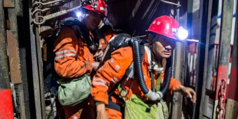 Son dakika... Çin'de maden ocağında patlama