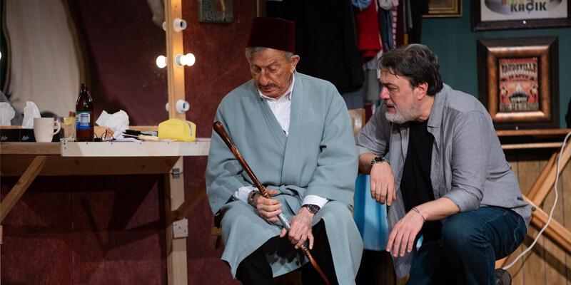 Haldun Dormen, 'Küllerin Arasından' ile Kenter Tiyatrosu'nda