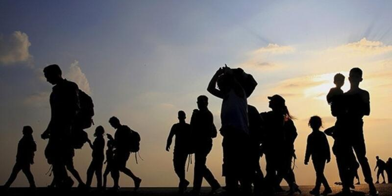Hatay'da 63 düzensiz göçmen yakalandı