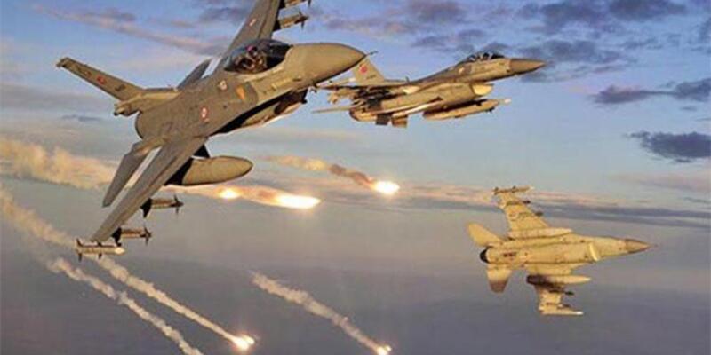 MSB: Zap ve Metina bölgelerindeki hedefler imha edildi