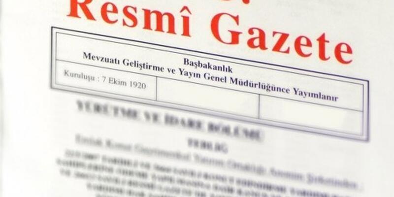 Son dakika... Torba Yasa Resmi Gazete'de