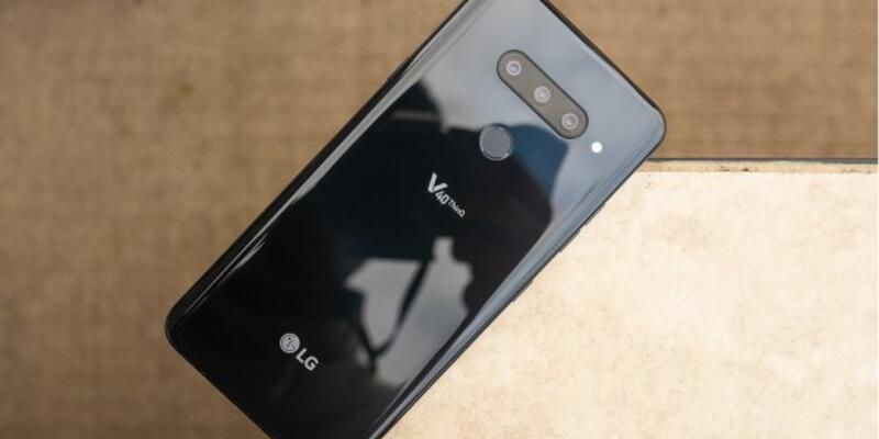 LG Android Pie güncellemesi için tarih verdi