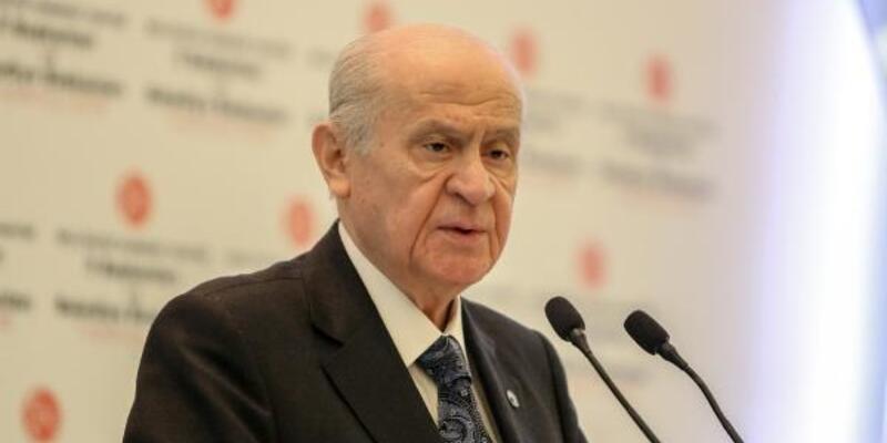 MHP Genel Başkanı Devlet Bahçeli: Türk milleti teslim olmaz