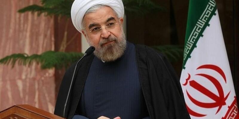 Ruhani'den ABD'nin müzakere talebine cevap
