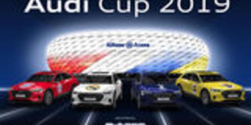 Fenerbahçe Audi Cup'ta sahaya çıkıyor