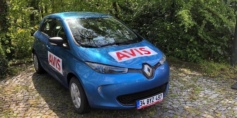 Elektrikli araç kiralıyor