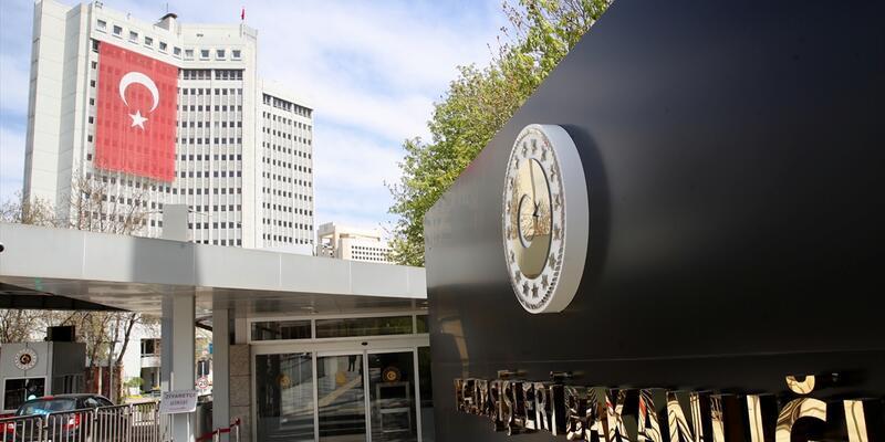 Son dakika... Dışişleri Bakanlığı'ndan Ermenistan'a kınama