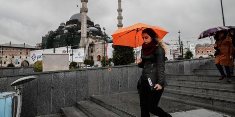 Dışarı çıkacaklar dikkat! Meteoroloji'den İstanbul için önemli uyarı
