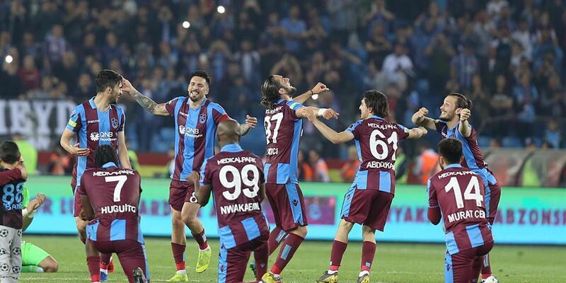 Trabzonspor 2-1 Beşiktaş / Maç Özeti