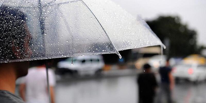 Meteoroloji'den son dakika hava durumu verileri