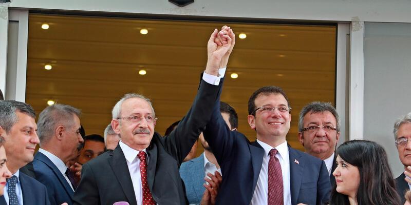 Kılıçdaroğlu ve İmamoğlu Samsun'da birlikte halka seslendi 'Ayın 23'ünde tatil yok, bir yerlere gitmek yok''