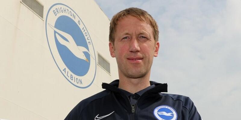 Brighton'da teknik direktörlüğe Potter getirildi