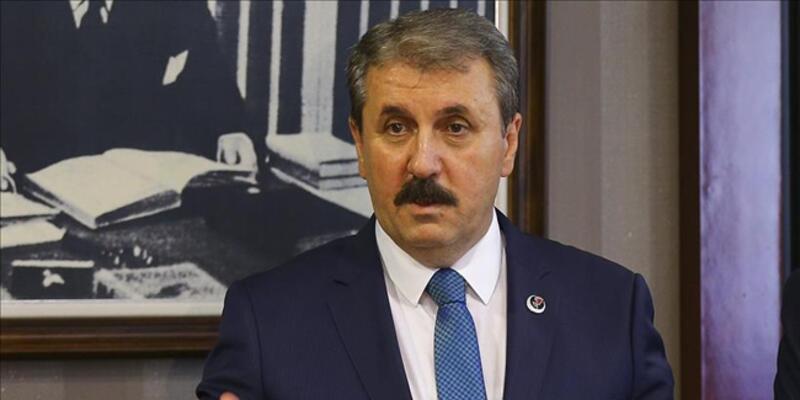 BBP Genel Başkanı Destici: Cumhurbaşkanımızın daveti çok önemliydi