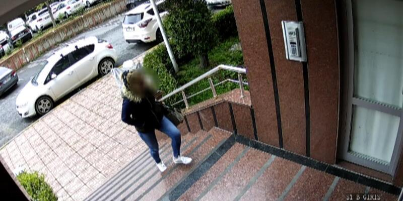 Bebek bakıcısı olduğunu iddia ederek evleri soyan Özbek kadın yakalandı