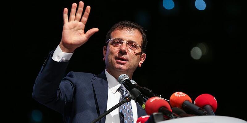 İmamoğlu kampanyasını açıkladı