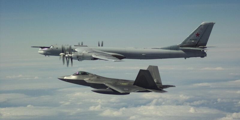 ABD'den Rus uçaklarına 2 gün içinde 2'nci önleme