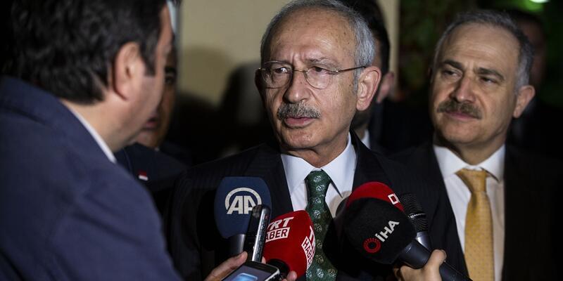 YSK'nin gerekçeli kararına Kılıçdaroğlu ve İmamoğlu'ndan ilk tepki