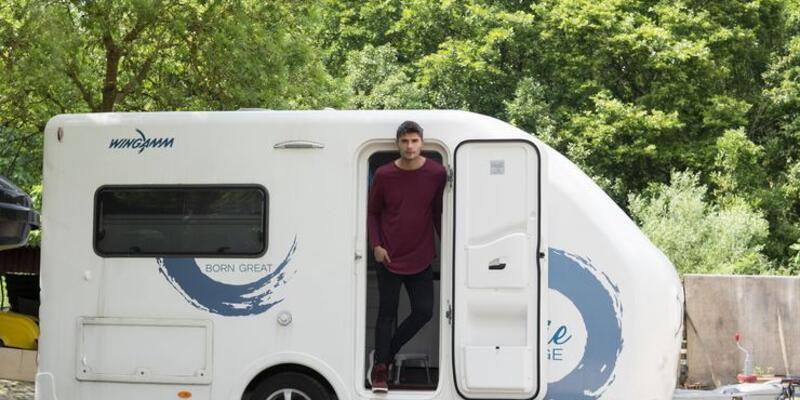 Barış Murat Yağcı karavanla tura çıkacak
