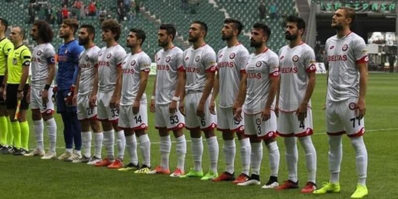 Yeni Çorumspor TFF 2. Lig'e yükseldi