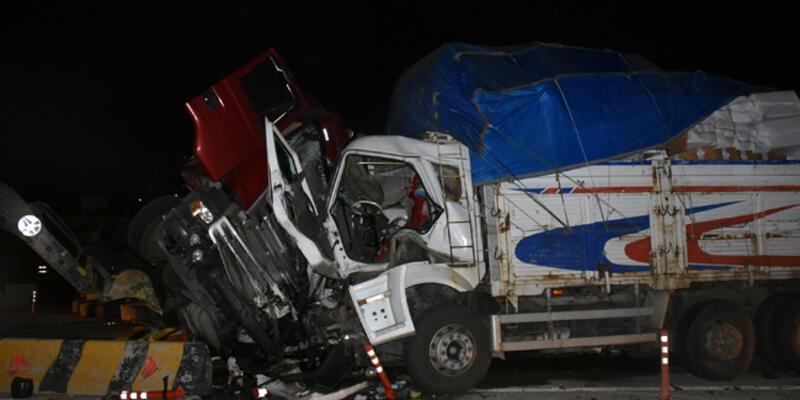 Kazada ölenlerin kimliği tespit edildi! TIR şoförü tutuklandı