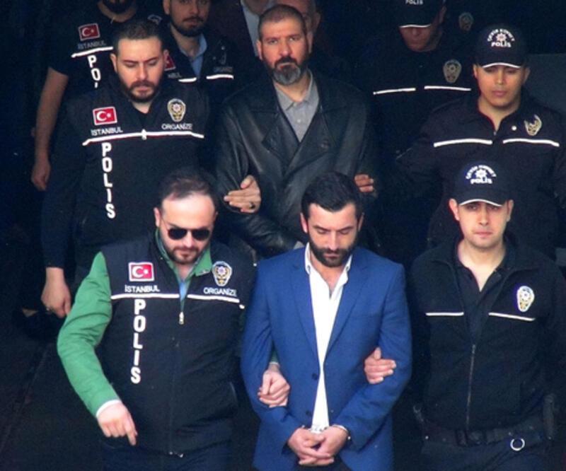 Alaattin Çakıcı'nın 33 adamı adliyeye sevk edildi