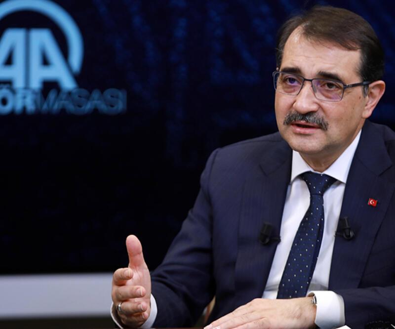 Bakan Fatih Dönmez: Boron'un yurt dışına satışını planlıyoruz