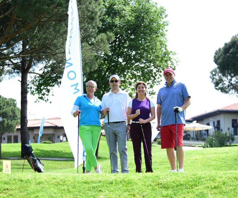 2019 Porto Montenegro Golf Turnuvası düzenlendi