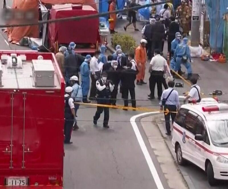 Japonya'da ilkokul öğrencilerine bıçaklı saldırı