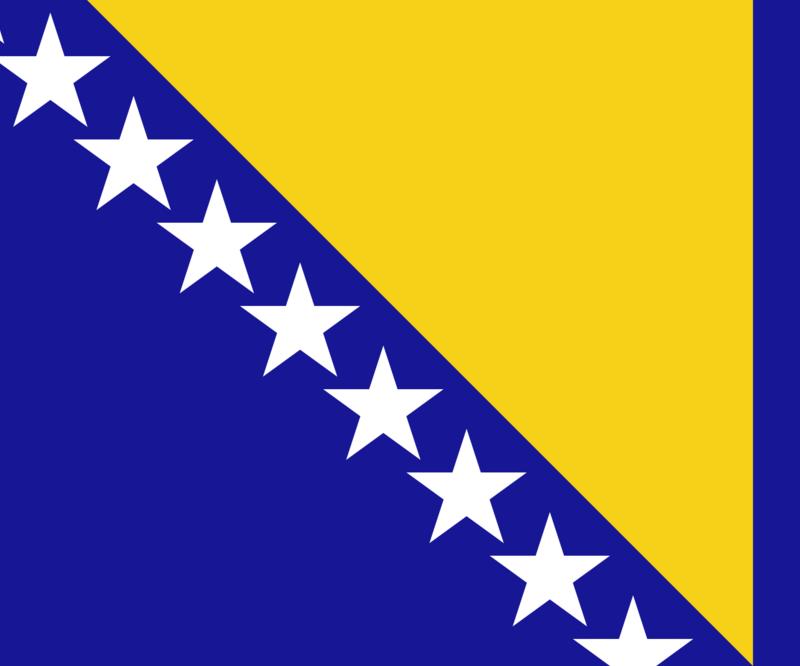 Bosna Hersek'te göçmen kampında büyük yangın: 30 yaralı