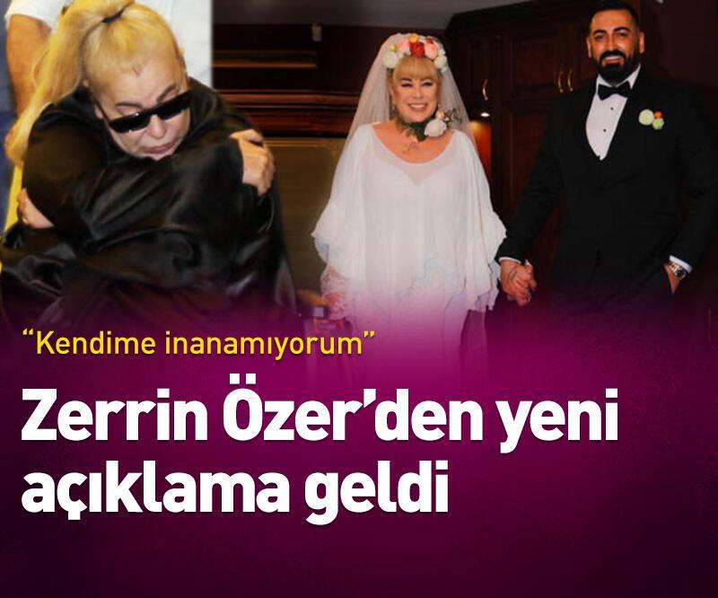 Son dakika: Zerrin Özer'den yeni açıklama geldi
