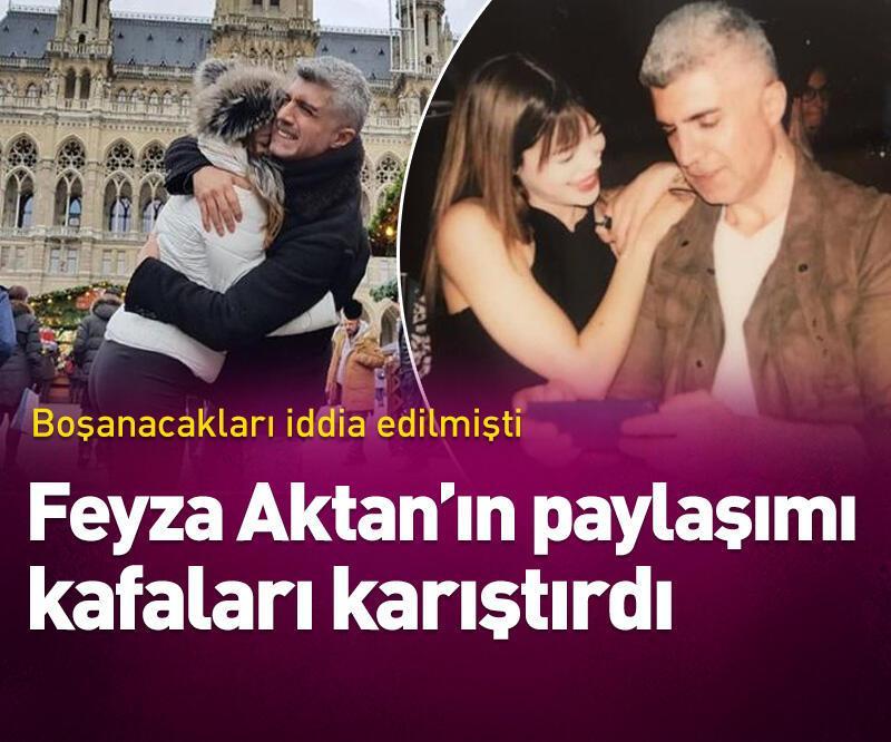 Son dakika: Feyza Aktan'ın paylaşımı kafaları karıştırdı