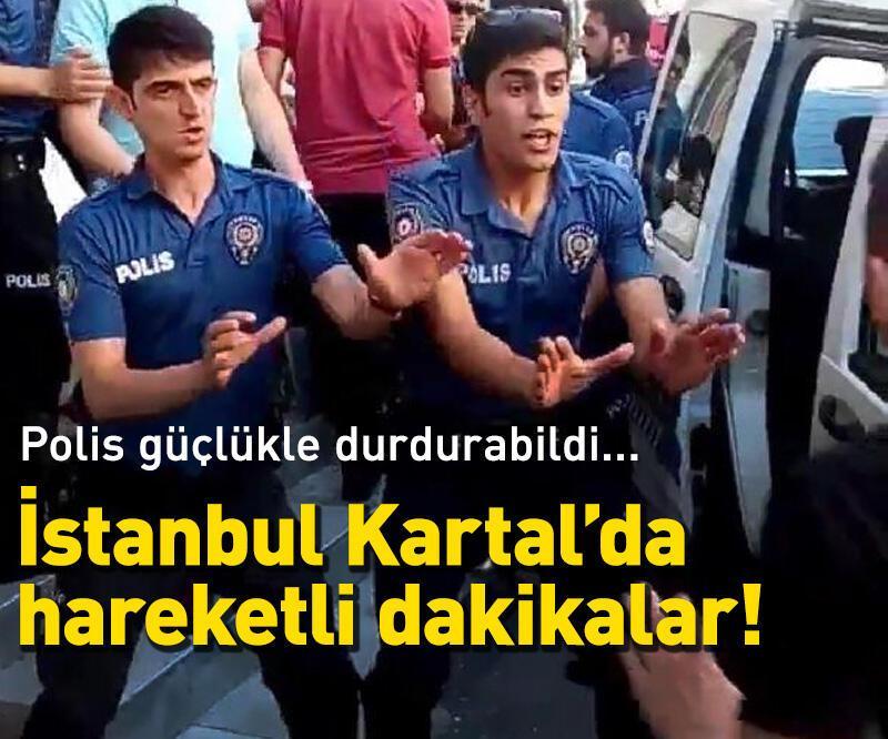 Son dakika: Mahallelinin yakaladığı tacizciyi polis linçten kurtardı