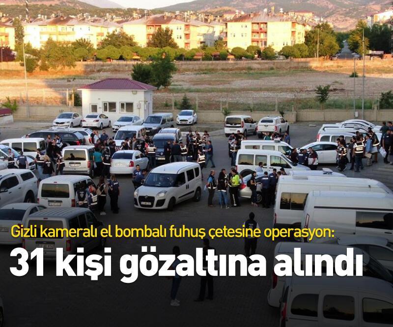 Son dakika: 31 kişi gözaltına alındı