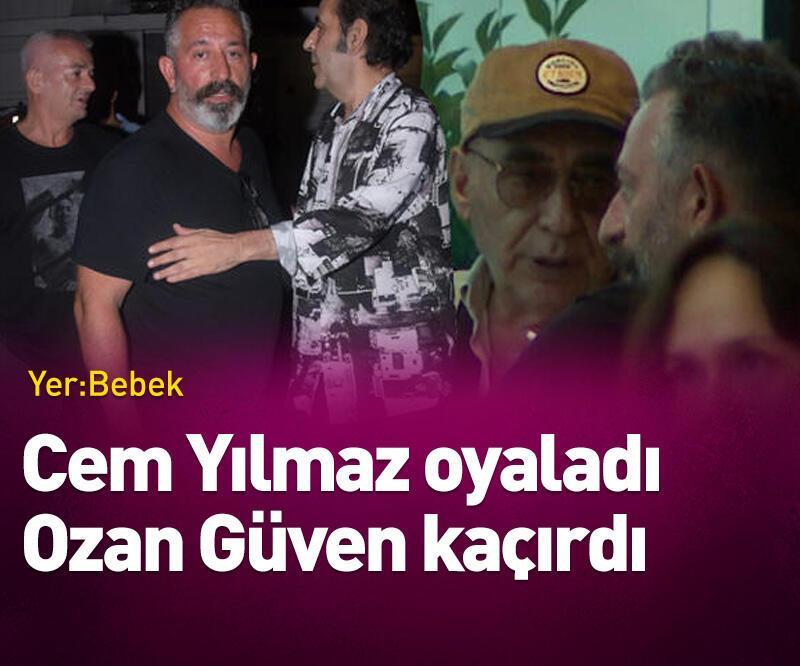 Son dakika: Cem Yılmaz oyaladı Ozan Güven kaçırdı